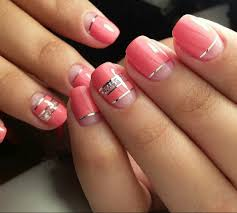 Nail Polish Strips 2017: Striping Tape Manicure Tutorial | LadyLife