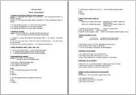 Контрольная работа по немецкому языку Придаточные предложения  Контрольная работа по немецкому языку Придаточные предложения времени