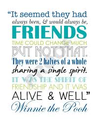 Pooh Bear Quotes About Friendship Magnificent Pooh Bear Quotes About Friendship 48 QuotesBae