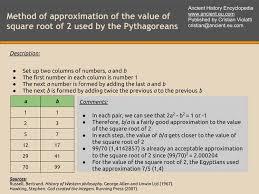 Greek Mathematics Ancient History Encyclopedia
