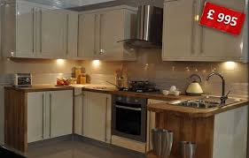 fitted kitchens for small kitchens. Sale On High Gloss Kitchen Fitted Kitchens For Small L