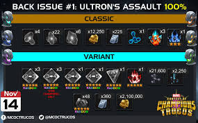 Back Issue 1 Ultrons Assault Everything You Should Know