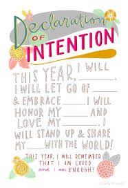 best images about new year new resolution declaration of intention new year s resolution hand lettered 8 x10 print by emily mcdowell