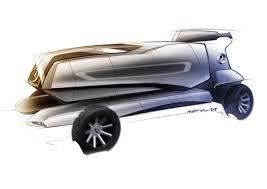 Exterior Car Body Design Truck Concept By Branko Motyl Car Body Design Exterior