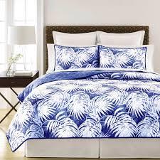 Martha Stewart Boot Tray Martha Stewart Collection Sanibel Palm Quilt Bedding Home