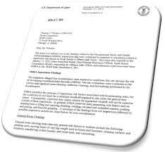 Employee Complaint Osha Law Update