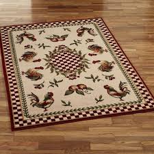 avalon rugs rooster rugs for the kitchen