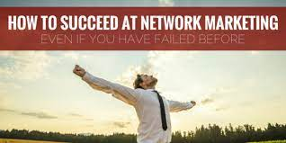 How To Succeed At Network Marketing Even If You Have Failed Before    lucianofidalgo.com