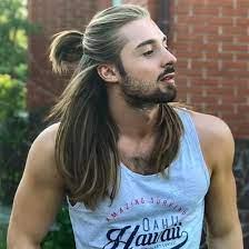attractive samurai hairstyles for men