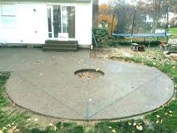 concrete patio cost cement backyard patios large size of outdoor finishes pictures design diy concrete patio cost