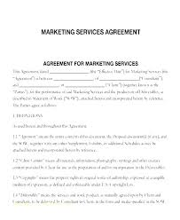 Sales Consultant Contract Template Free Sample Consulting Contract