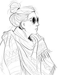 Small Picture fashion coloring pages for adults Google Search Color People