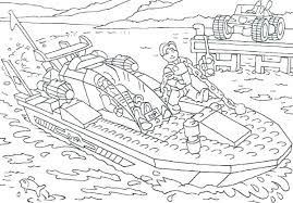 Lego Police Coloring Pages Campoamorgolfinfo