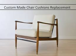 Replacement Cushion for Mid Century Modern Chair Danish