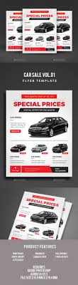 Car Dealer Automotive Flyer Templates From Graphicriver