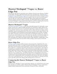 Huawei Mediapad 7 Vogue vs. Razer Edge Pro