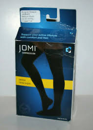 Jomi Compression Size Chart Details About Jomi Compression Thigh Highs Opaque Black 20 30 Mmhg Closed Toe Medium 240 Read