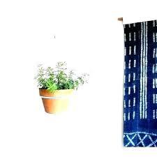 small wall planters modern planter hanging 2 garden outdoor uk hangi
