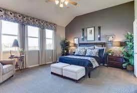Traditional Master Bedroom with Custom Cornice