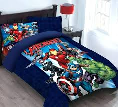 marvel comforter avengers forever twin set with fitted sheet full size comics