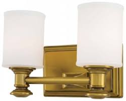 brass minka light bath in honey gold with etched opal glass brass bathroom lighting fixtures