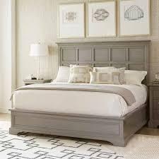 transitional bedroom sets. Perfect Sets Transitional Panel Configurable Bedroom Set On Sets