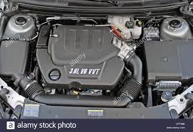 2007 Saturn Aura XR V6 engine Stock Photo, Royalty Free Image ...