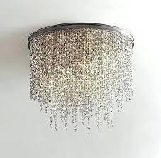 flush mount chandelier crystal flush mount lighting bedroom pertaining to brilliant property crystal ceiling lights prepare