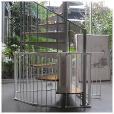 Spiral Stair Gate - Homesafe Kids