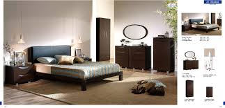 Mirror Bedroom Sets Modern Bedroom Sets Marquee Leather Platform Bed With Led Lights