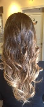 For S A Combination Of Balayage