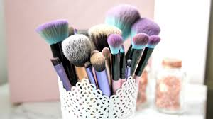 my most used makeup brushes