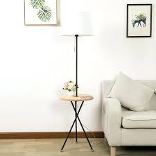 end table floor lamp wood tripod end table floor lamp floor and table lamp sets uk