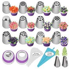 Cake Deco Russian Tips Full Review Cake Decorations Products