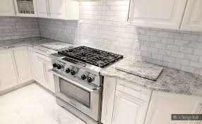Tile Backsplash Photos Inspiration Capricious Carrara Tile Backsplash W H I T E C A R U B Y K P L Com