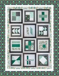 Free Block of the Month Quilt Pattern: Botanical Beauty ... & Free Block of the Month Quilt Pattern: Botanical Beauty Adamdwight.com