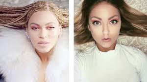beyonce formation makeup tutorial