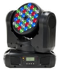 how to dj lighting equipment