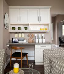 White Cabinets Living Room Living Room Office With Wall Art Living Room Contemporary And Pop