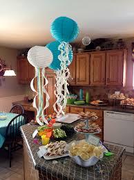 under the sea girls birthday party
