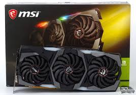 Обзор видеокарты MSI GeForce RTX 2080 GAMING X TRIO ...