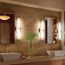 Brown Tiles Bathroom Bathroom Wonderful Wall Lamps As Bathroom Light Fixtures Beside
