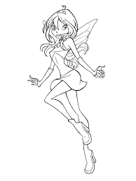 Index Of Imagesdisegni Da Colorare Winx