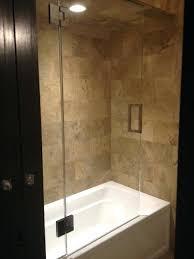 bathtub shower door interesting glass shower doors tub with tub shower combo with glass doors basement bathtub shower door