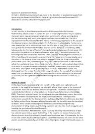 phys astronomy essay gravitational waves phys phys1160 astronomy essay gravitational waves