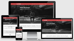 Free Website Design Templates Inspiration Neufreewebdesignerprofileresponsivewebtemplate