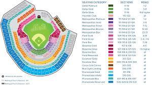 Citi Field Baseball Seating Chart 2018 Seating Pricing Mlb Com