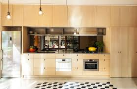 Light Wood Kitchen Interior Cool Eco Friendly Wooden House In Australia Light Wood