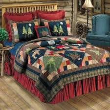 Plaid Quilts & Bedspreads For Less | Overstock.com & Pine Canopy Angelina Cotton Quilt (Shams Sold Separately) Adamdwight.com