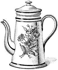 Coloring Teapot Jpg 1 472 1